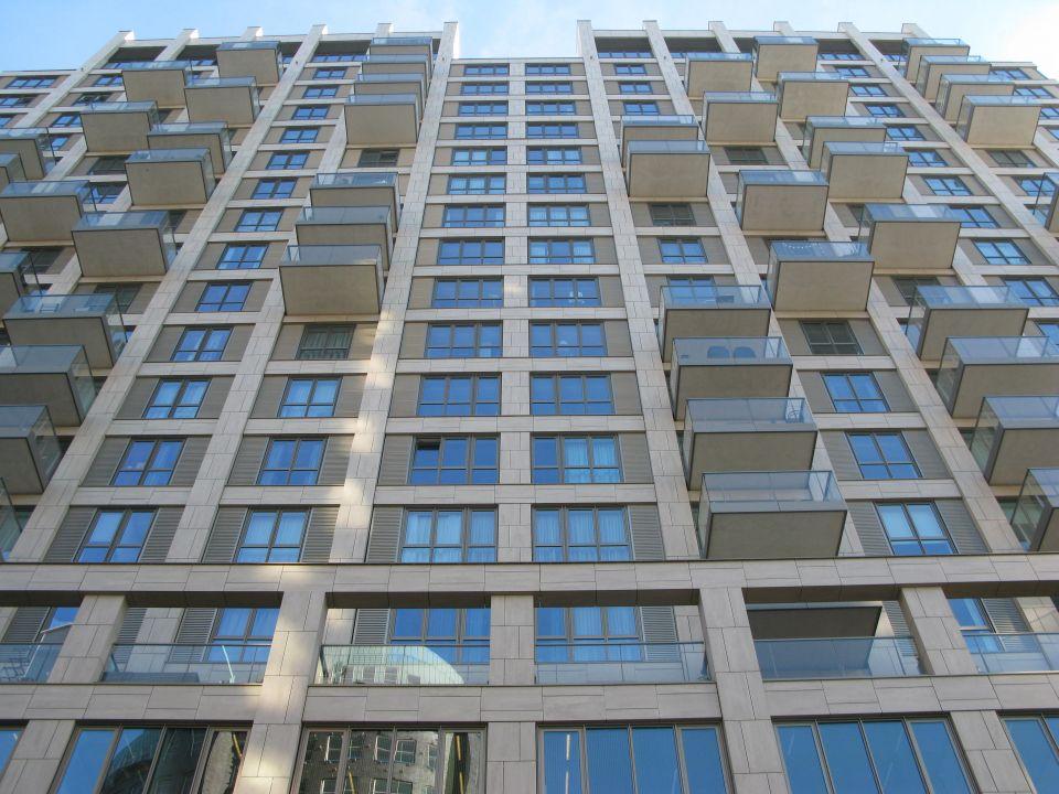 Appartementen in Den Haag. Foto: Joost Zonneveld