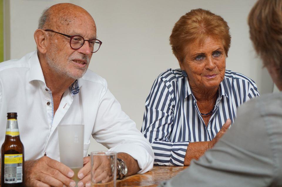Marian en Vincent de Graaff Foto Evamarije Smit