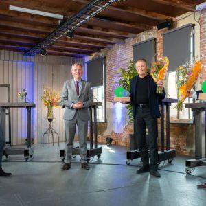 Rhapsody in Amsterdam en Proeftuin Erasmusveld in Den Haag winnaars SKG Award voor duurzame gebiedsontwikkeling